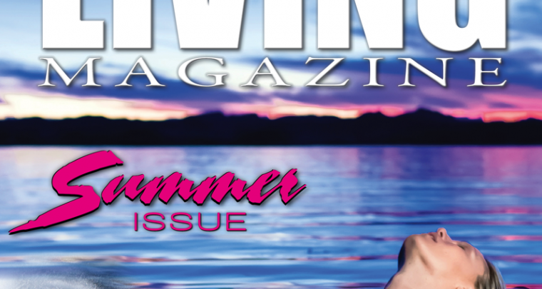 Lake Havasu LIVING Magazine Summer Edition 2012