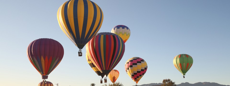 The 2013 Lake Havasu Hot Air Balloon Festival – Our Featured Film