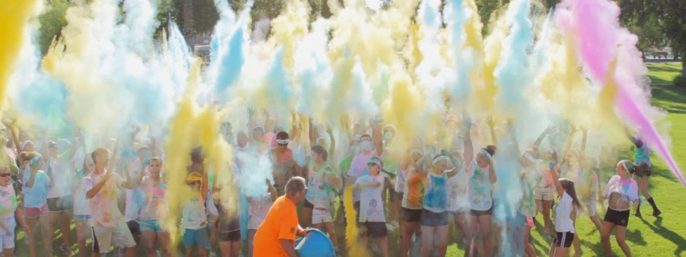Color Your Sole 5K – Lake Havasu