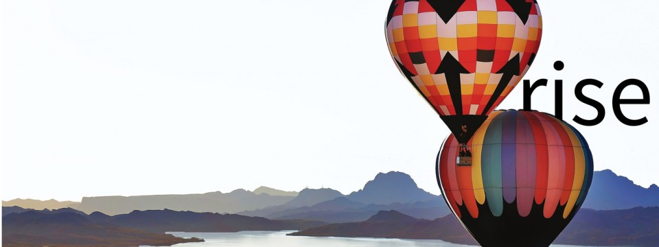 "Lake Havasu Balloon Fest 2014 – video ""rise"""