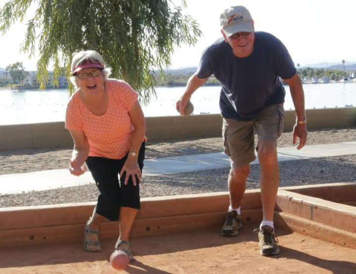 Why Havasu? The Mystery of Winter Visitors