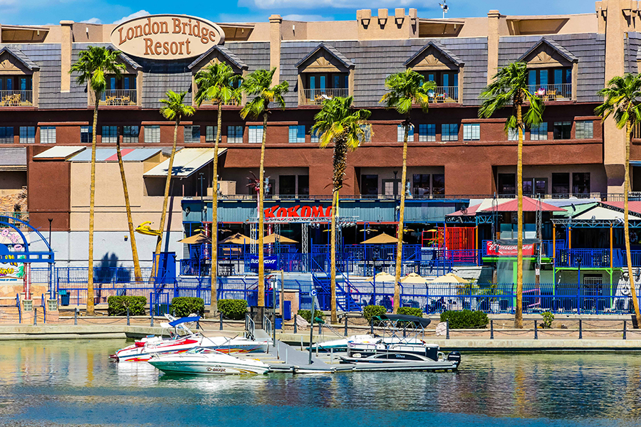 Martini Bay - Lake Havasu Restaurants