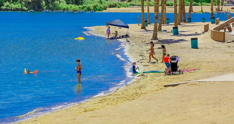 Havasu's Hot Spots for Cooling Down