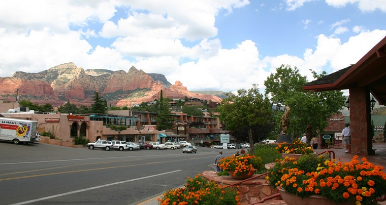 Day Trips in Arizona - Sedona