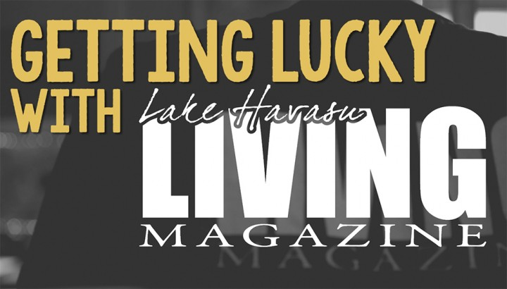 Getting Lucky with LIVING Contest