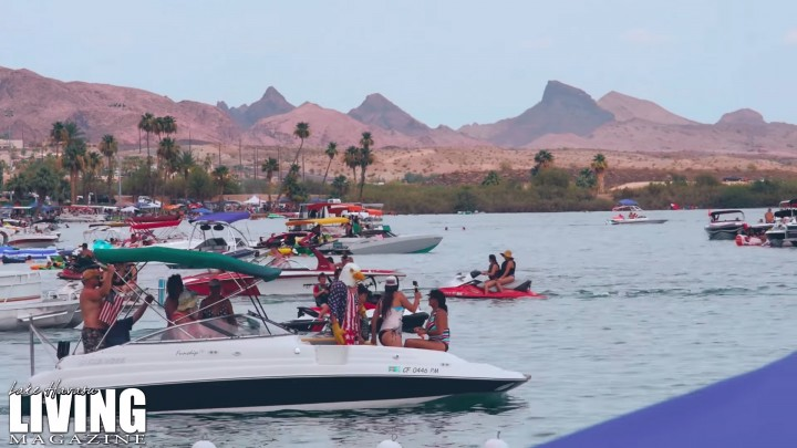 Lake Havasu City 2015 4th of July