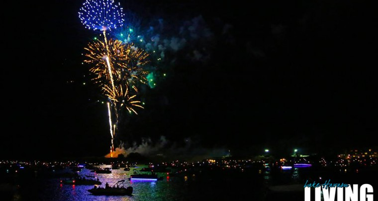 Lake Havasu City 4th of July Fireworks Show 2015