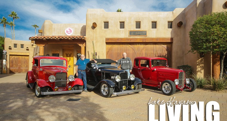 Havasu Deuces Car Show to Feature Classic 1932 Ford Roadsters