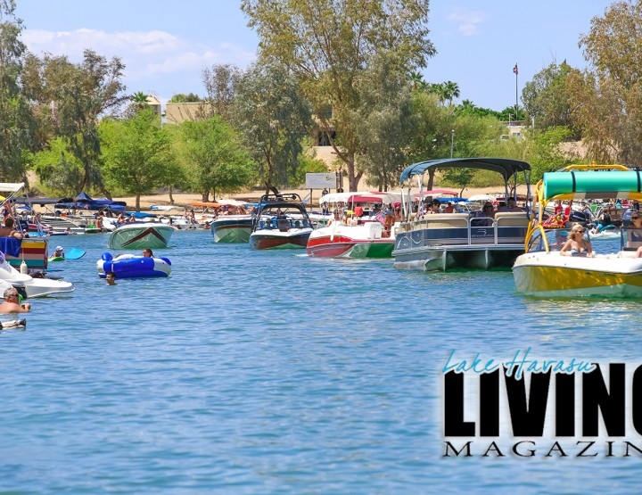 Boating Etiquette on Lake Havasu