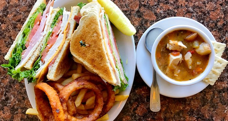 Soups & Sandwiches in Lake Havasu City