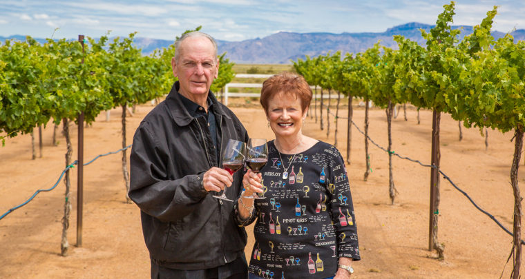 Day Trips in Arizona – Stetson Winery