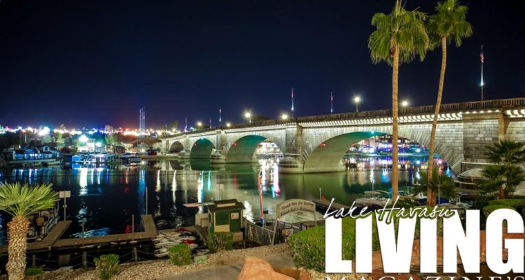 The London Bridge—Before Lake Havasu!