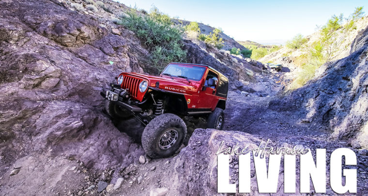 Iconic Off-Road Spots of Lake Havasu