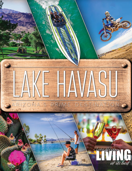 2018 Lake Havasu LIVING Book - Limited Edition
