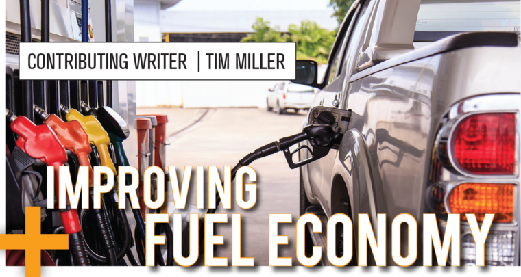 Improving Fuel Economy