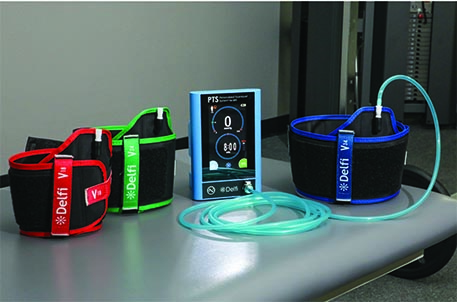 BLOOD FLOW RESTRICTION TRAINING AT AGAVE PHYSICAL THERAPY